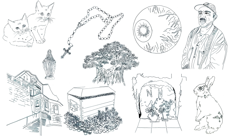 varios dibujos